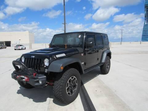 2014 Jeep Wrangler Unlimited for sale at United Auto Center in Davie FL