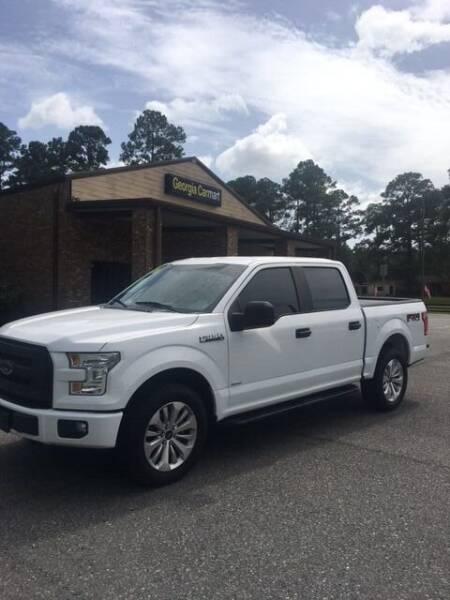 2016 Ford F-150 for sale at Georgia Carmart in Douglas GA