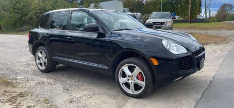 2006 Porsche Cayenne for sale at Top Line Motorsports in Derry NH