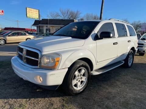 2006 Dodge Durango for sale at Texas Select Autos LLC in Mckinney TX