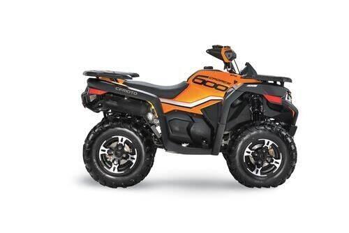2020 CF Moto CForce 600  - Dickinson ND