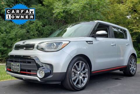 2018 Kia Soul for sale at The Motor Collection in Columbus OH