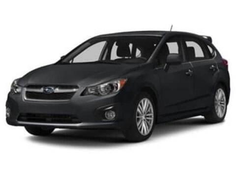 2014 Subaru Impreza for sale at West Motor Company - West Motor Ford in Preston ID