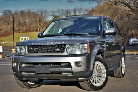 2011 Land Rover Range Rover Sport for sale at Speedy Automotive in Philadelphia PA