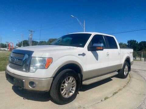 2010 Ford F-150 for sale at Xtreme Auto Mart LLC in Kansas City MO