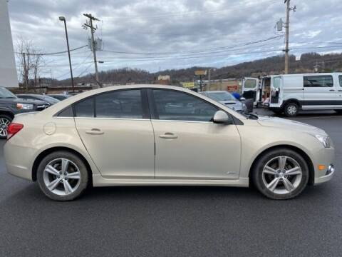2012 Chevrolet Cruze for sale at Bill Gatton Used Cars - BILL GATTON ACURA MAZDA in Johnson City TN