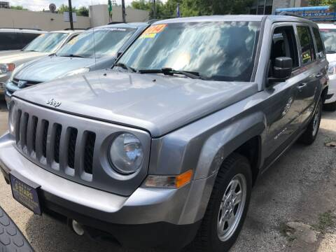 2014 Jeep Patriot for sale at 5 Stars Auto Service and Sales in Chicago IL