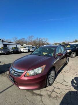 2011 Honda Accord for sale at Hamilton Auto Group Inc in Hamilton Township NJ