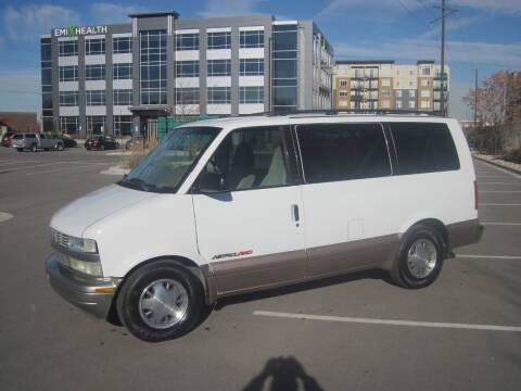 2000 Chevrolet Astro for sale at ALL ACCESS AUTO in Murray UT
