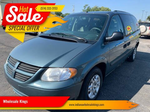 2006 Dodge Grand Caravan for sale at Wholesale Kings in Elkhart IN
