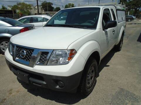 2015 Nissan Frontier for sale at Carfast in Houston TX