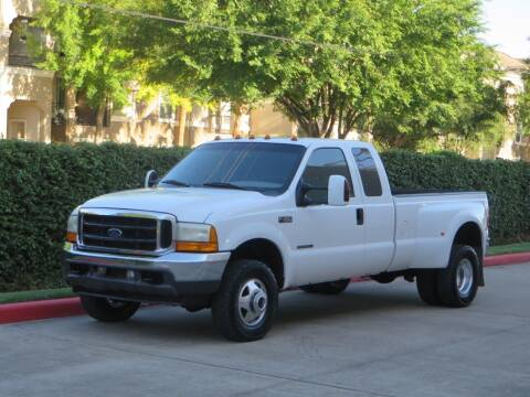 2001 Ford F-350 Super Duty for sale at RBP Automotive Inc. in Houston TX