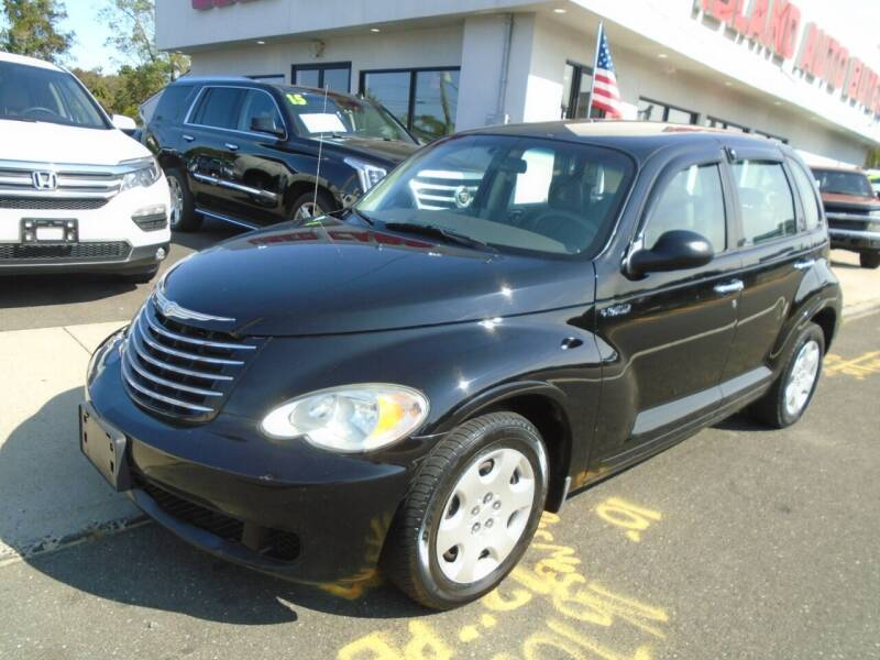 2006 Chrysler PT Cruiser for sale at Island Auto Buyers in West Babylon NY