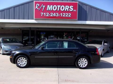 2008 Chrysler 300 for sale at RT Motors Inc in Atlantic IA