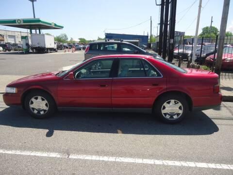 1998 Cadillac Seville for sale at Debo Bros Auto Sales in Philadelphia PA