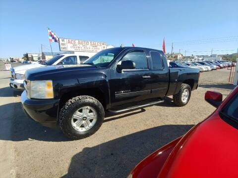 2010 Chevrolet Silverado 1500 for sale at ACE AUTO SALES in Lake Havasu City AZ