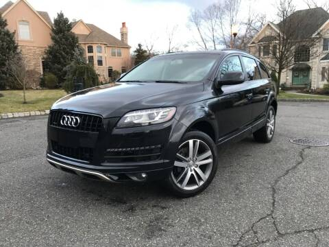 2015 Audi Q7 for sale at CLIFTON COLFAX AUTO MALL in Clifton NJ