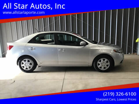 2013 Kia Forte for sale at All Star Autos, Inc in La Porte IN
