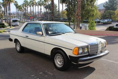 1985 Mercedes-Benz 300-Class for sale at Rancho Santa Margarita RV in Rancho Santa Margarita CA