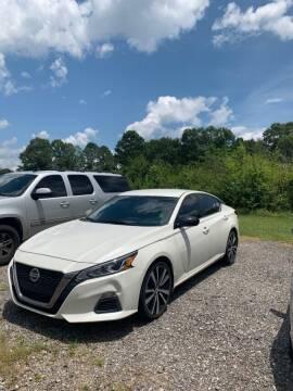 2020 Nissan Altima for sale at Smart Auto Sales of Benton in Benton AR