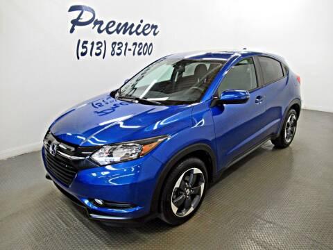 2018 Honda HR-V for sale at Premier Automotive Group in Milford OH