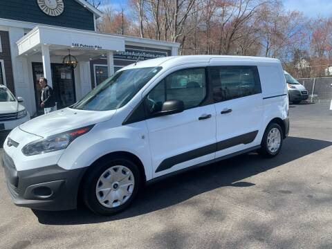 2015 Ford Transit Connect Cargo for sale at Ocean State Auto Sales in Johnston RI