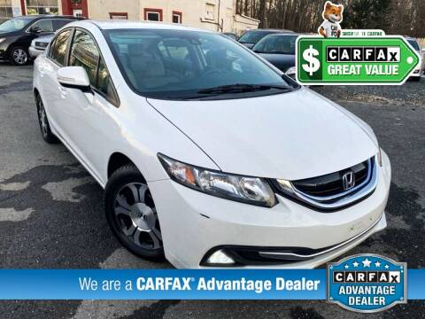 2013 Honda Civic for sale at High Rated Auto Company in Abingdon MD