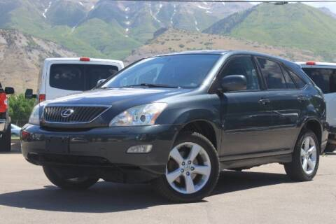 2004 Lexus RX 330 for sale at REVOLUTIONARY AUTO in Lindon UT