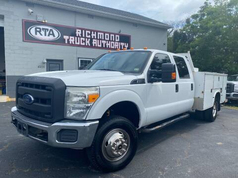 2012 Ford F-350 Super Duty for sale at Richmond Truck Authority in Richmond VA