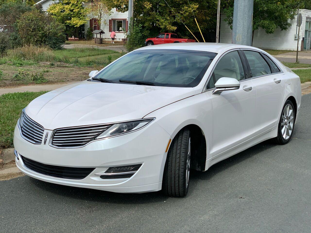 Used Lincoln Mkz Hybrid For Sale In Jordan Mn Carsforsale Com