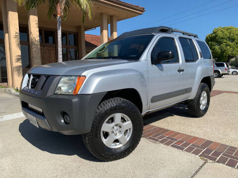 2008 Nissan Xterra for sale at Auto Hub, Inc. in Anaheim CA