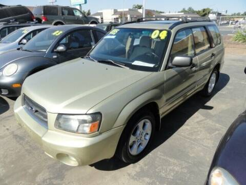 2004 Subaru Forester for sale at Gridley Auto Wholesale in Gridley CA