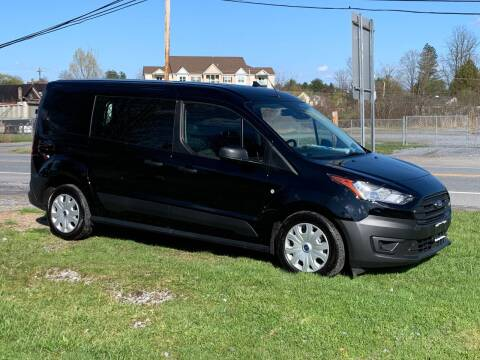 2019 Ford Transit Connect Cargo for sale at Saratoga Motors in Gansevoort NY