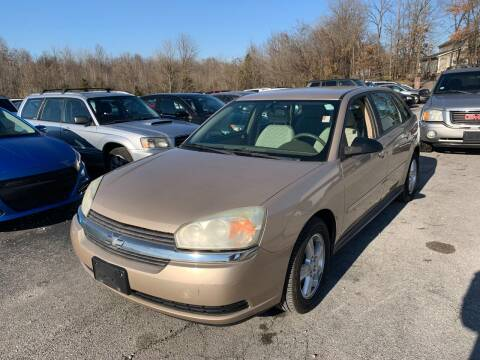 2005 Chevrolet Malibu Maxx for sale at Best Buy Auto Sales in Murphysboro IL
