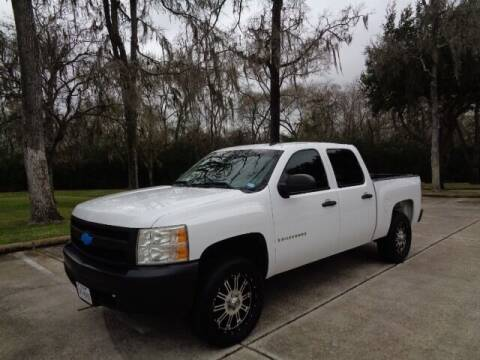 2007 Chevrolet Silverado 1500 for sale at Houston Auto Preowned in Houston TX