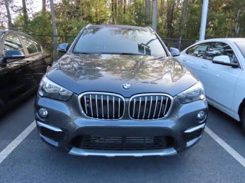 2018 BMW X1 for sale at Southern Auto Solutions - Georgia Car Finder - Southern Auto Solutions - BMW of South Atlanta in Marietta GA