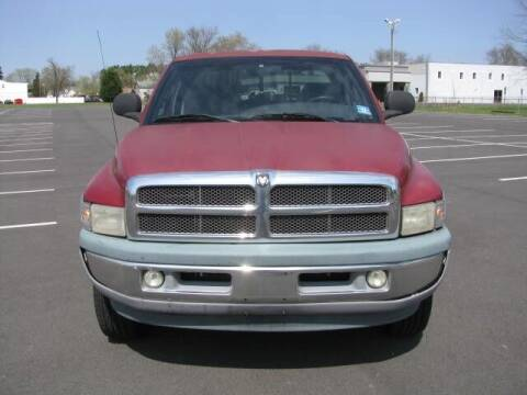 1999 Dodge Ram Pickup 1500 for sale at Iron Horse Auto Sales in Sewell NJ