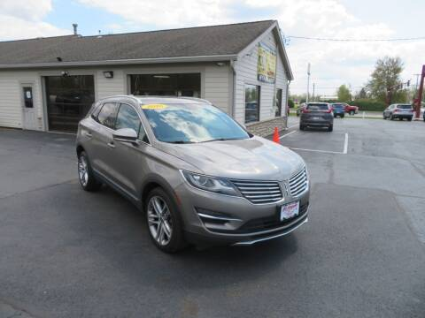2016 Lincoln MKC for sale at Tri-County Pre-Owned Superstore in Reynoldsburg OH
