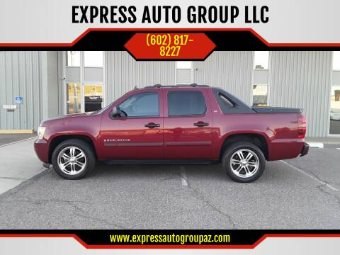 2007 Chevrolet Avalanche for sale at EXPRESS AUTO GROUP in Phoenix AZ