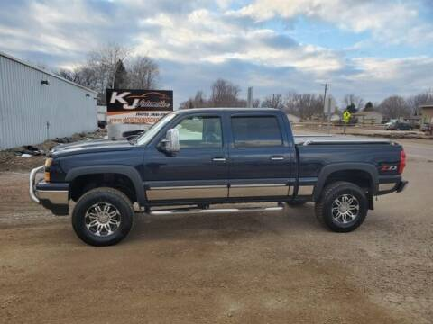 2007 Chevrolet Silverado 1500 Classic for sale at KJ Automotive in Worthing SD
