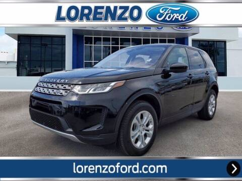 2020 Land Rover Discovery Sport for sale at Lorenzo Ford in Homestead FL