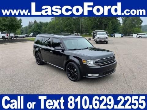 2019 Ford Flex for sale at LASCO FORD in Fenton MI