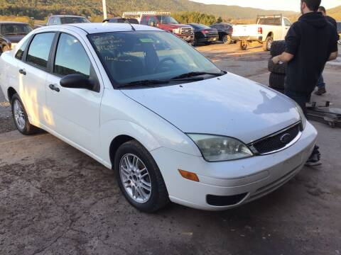 2005 Ford Focus for sale at Troys Auto Sales in Dornsife PA