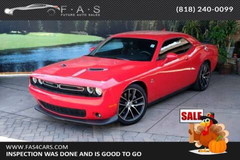 2017 Dodge Challenger for sale at Best Car Buy in Glendale CA