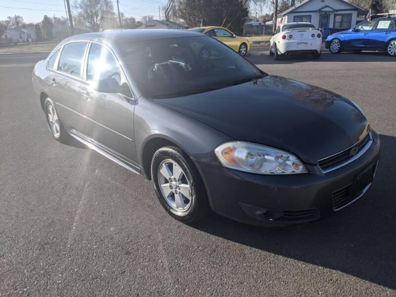 2010 Chevrolet Impala for sale at Progressive Auto Sales in Twin Falls ID