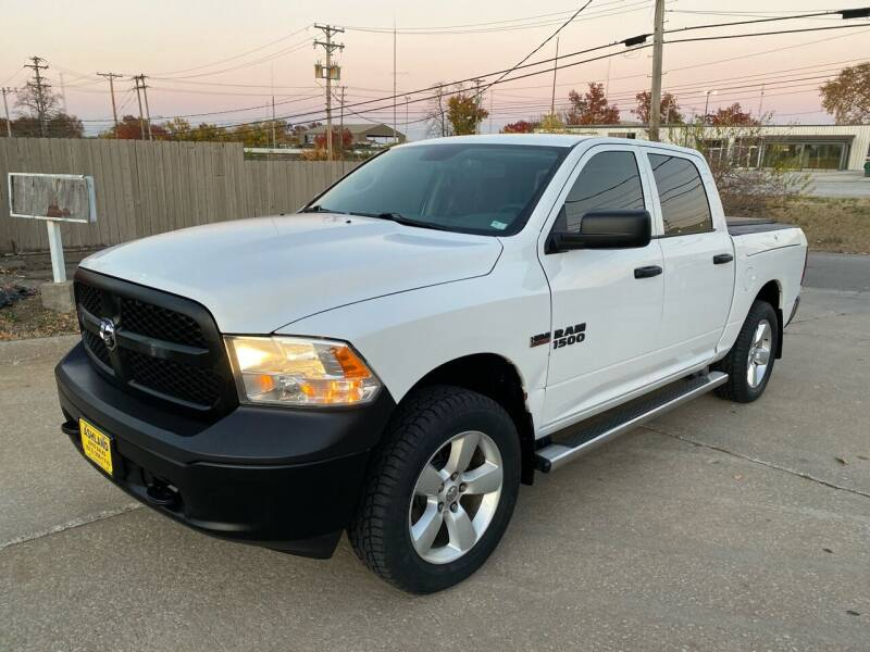 2013 RAM Ram Pickup 1500 for sale at ASHLAND AUTO SALES in Columbia MO