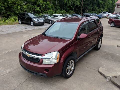 2007 Chevrolet Equinox for sale at Wolff Auto Sales in Clarksville TN