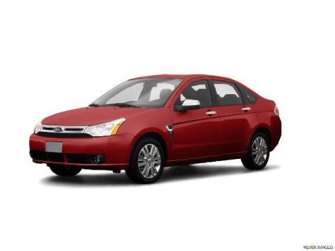 2009 Ford Focus for sale at Griffeth Mitsubishi - Pre-owned in Caribou ME