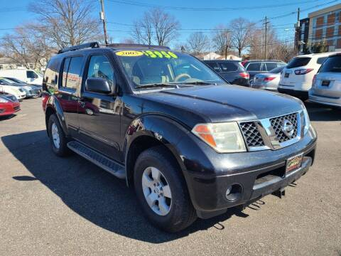 2005 Nissan Pathfinder for sale at Costas Auto Gallery in Rahway NJ
