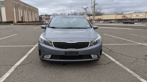 2018 Kia Forte for sale at Shah Motors LLC in Paterson NJ